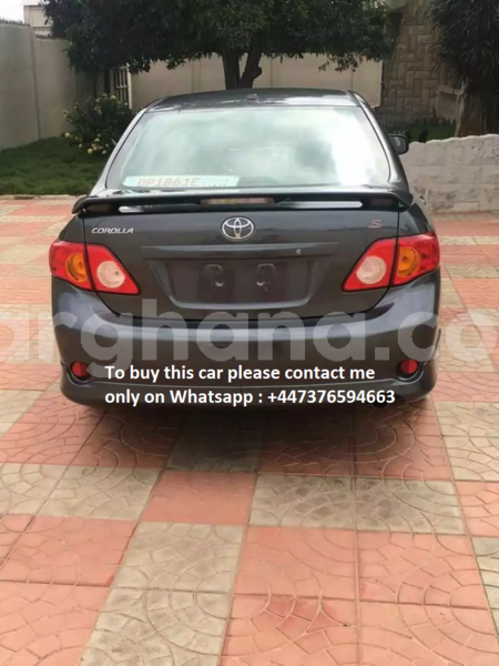 Big with watermark toyota corolla greater accra accra 17761