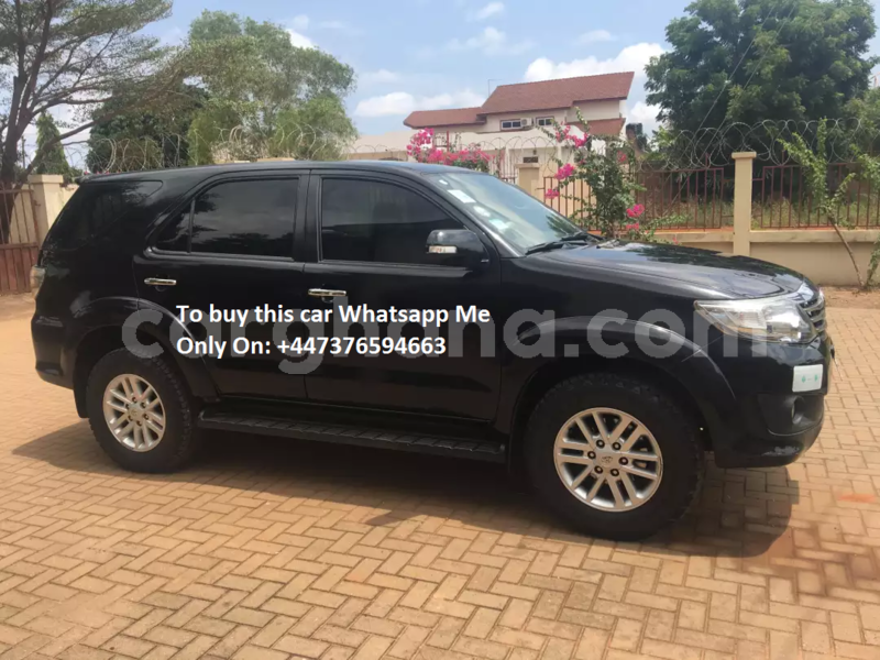 Big with watermark toyota fortuner greater accra accra 17764