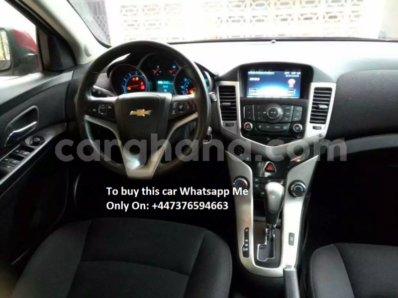 Big with watermark chevrolet cruze greater accra accra 17766