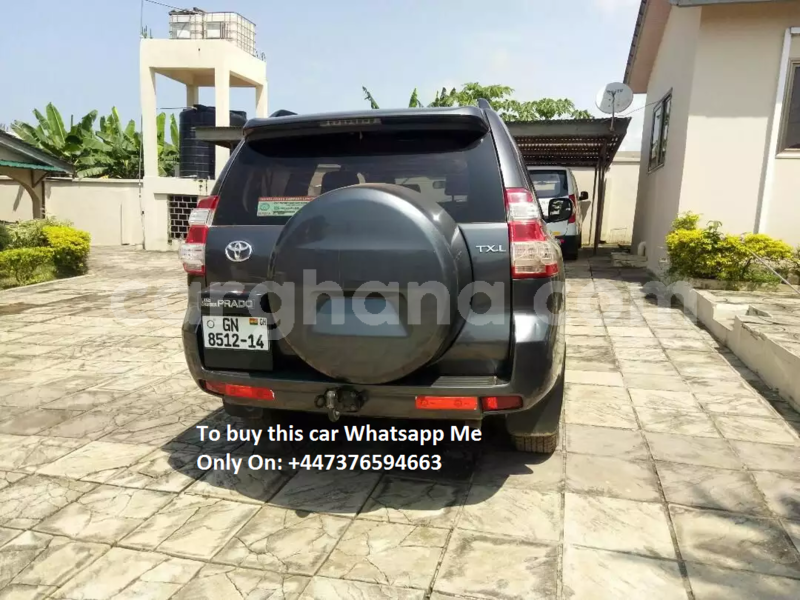 Big with watermark toyota land cruiser prado greater accra accra 17767