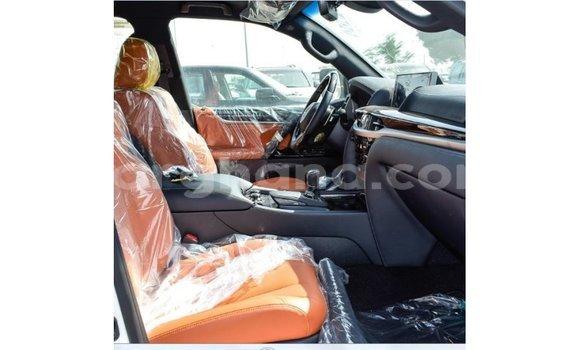 Buy Import Lexus LX White Car in Import - Dubai in Ashanti
