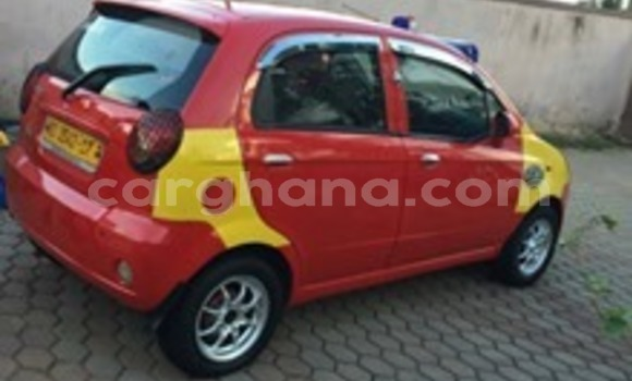 Buy Used Daewoo Matiz Red Car in Accra in Greater Accra