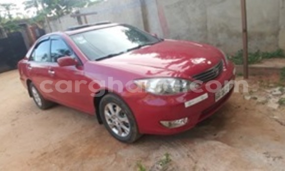 Buy Used Toyota Camry Red Car in Accra in Greater Accra