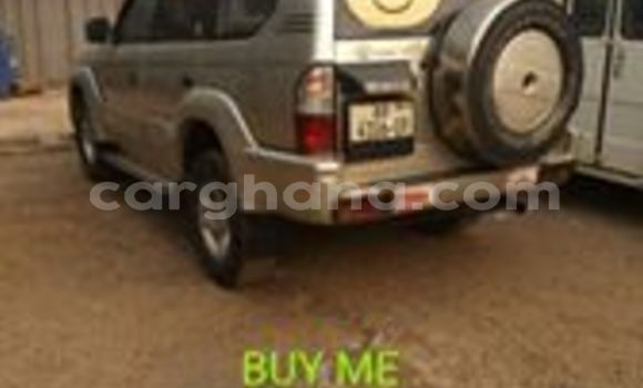 Buy Used Toyota Land Cruiser Prado Silver Car in Accra in Greater Accra
