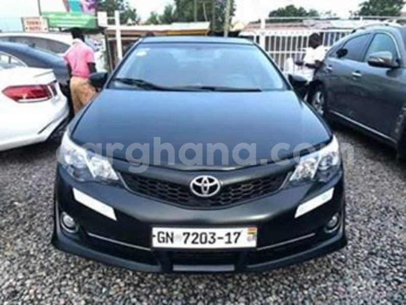 Buy Used Toyota Camry Black Car In Tema In Greater Accra Carghana