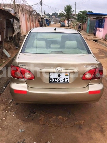 Big with watermark toyota corolla greater accra accra 22554