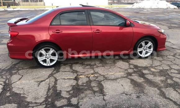 Buy Used Toyota Corolla Red Car In Accra In Greater Accra Carghana