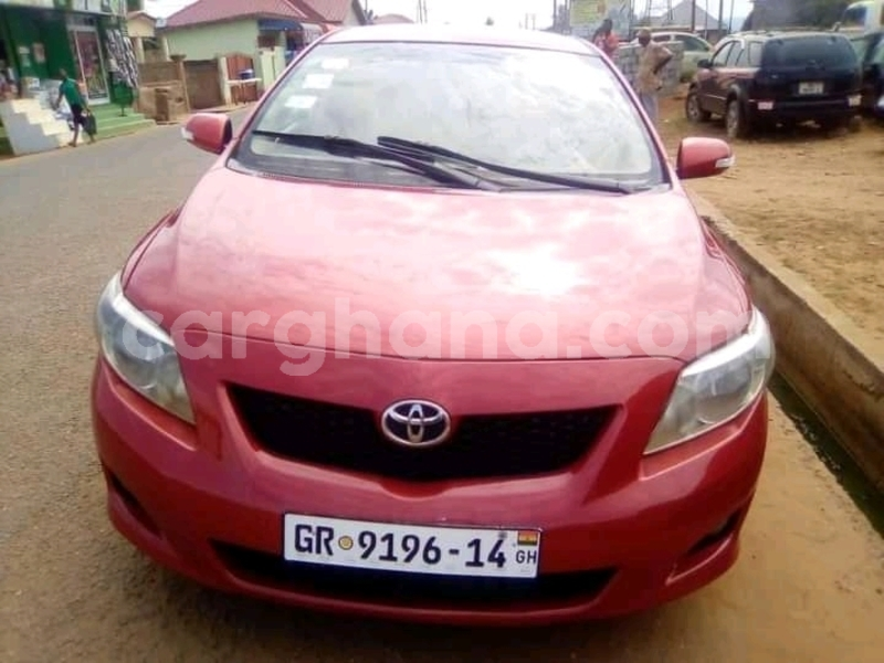 Big with watermark toyota corolla greater accra accra 33644