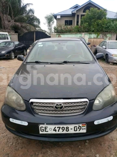 Big with watermark toyota corolla greater accra accra 33646