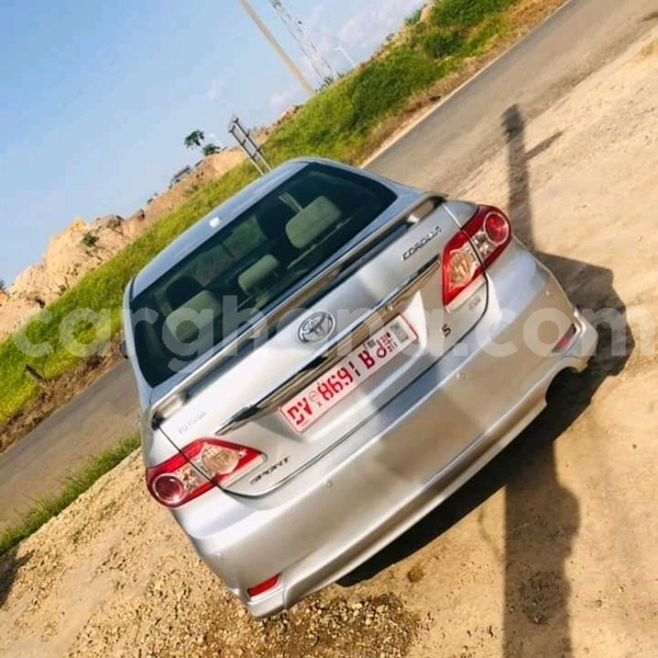 Big with watermark toyota corolla greater accra accra 33729