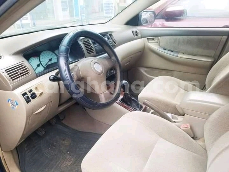 Big with watermark toyota corolla greater accra accra 33750