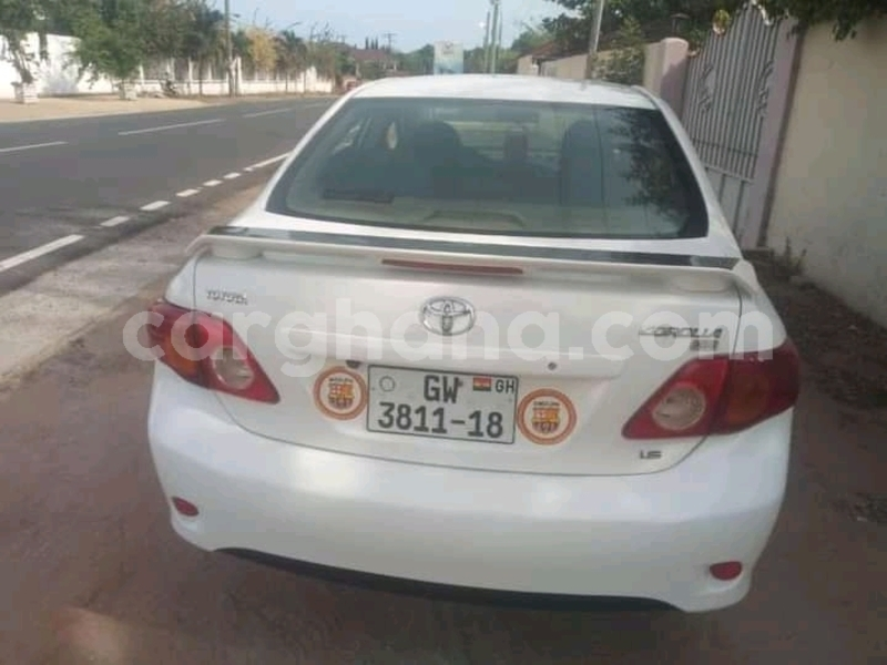 Big with watermark toyota corolla greater accra accra 35744