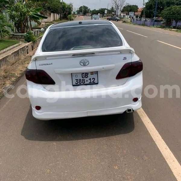 Big with watermark toyota corolla greater accra accra 35759