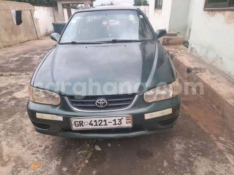 Big with watermark toyota corolla greater accra accra 36233