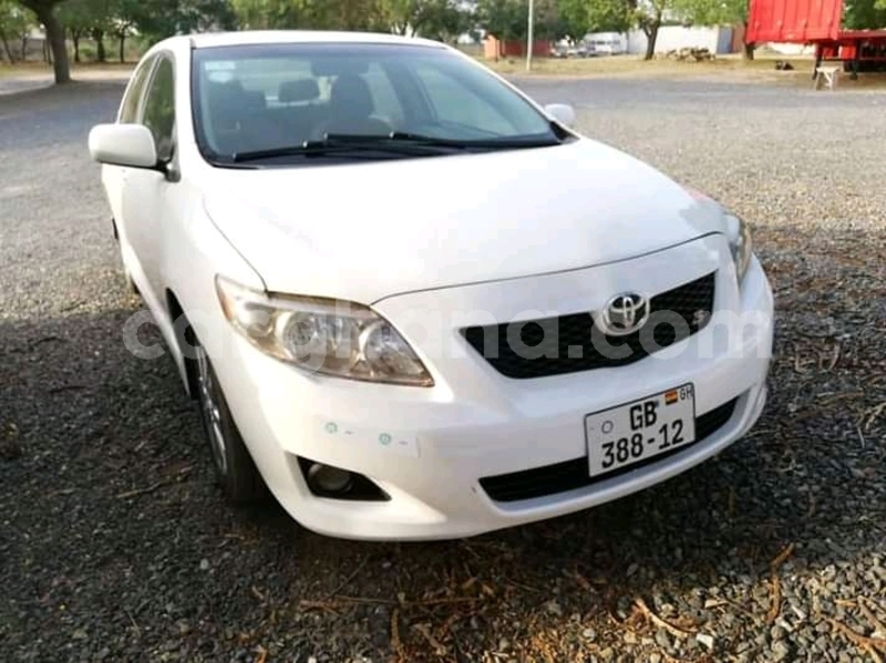 Big with watermark toyota corolla greater accra accra 36235