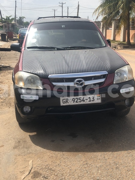 Big with watermark mazda tribute greater accra nungua 8838