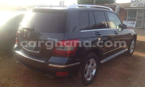 Buy Used Mercedes Benz GLK-Class Black Car in Akim Swedru in Eastern