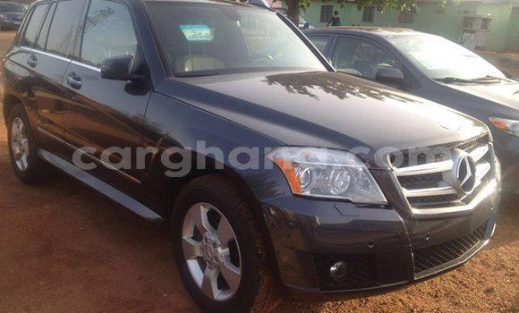 Buy Used Mercedes‒Benz GLK–Class Black Car in Akim Swedru in Eastern