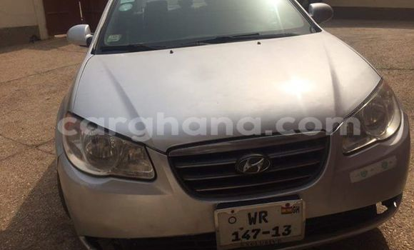 Buy Used Hyundai Elantra Silver Car in Akim Swedru in Eastern