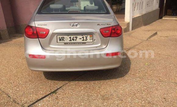 Buy Used Hyundai Elantra Silver Car in Akim Swedru in Eastern