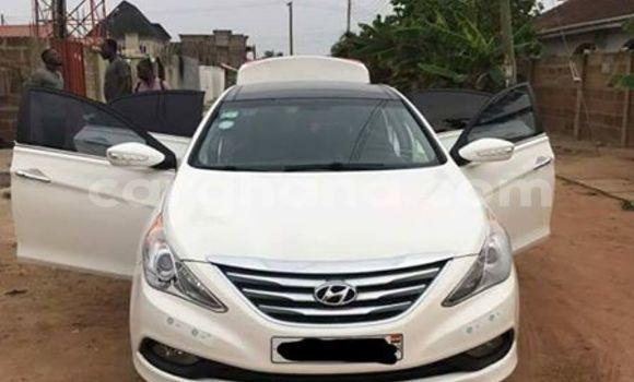 Buy Used Hyundai Sonata White Car in Akim Swedru in Eastern