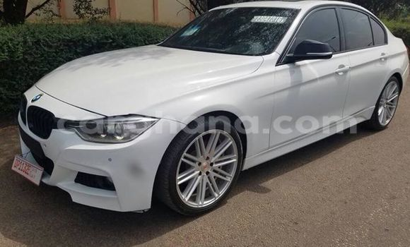 Buy Used BMW 3-Series White Car in Akim Swedru in Eastern