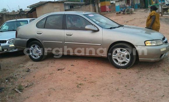 Buy Used Nissan Altima Silver Car in Akim Swedru in Eastern