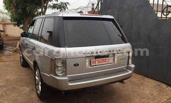 Buy Used Land Rover Range Rover Silver Car in Akim Swedru in Eastern