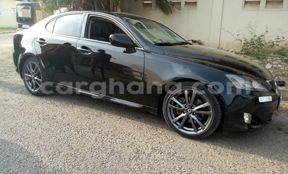 Buy Used Lexus IS 300 Black Car in Akim Swedru in Eastern