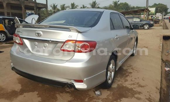 Buy Used Toyota Corolla Silver Car in Akim Swedru in Eastern