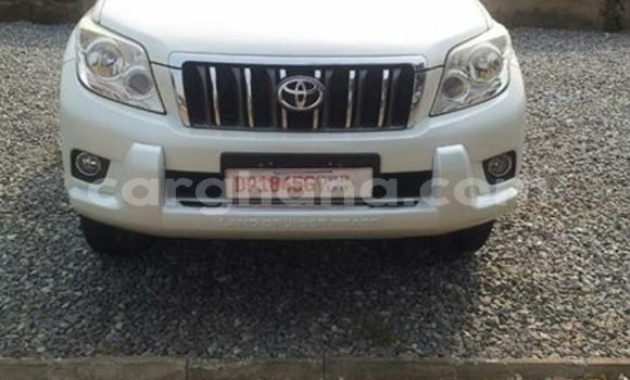Buy Used Toyota Land Cruiser Prado White Car in Akim Swedru in Eastern