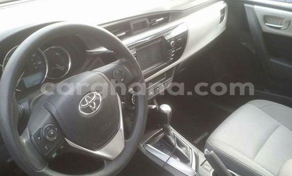 Buy Used Toyota Corolla Silver Car in Akim Swedru in Eastern