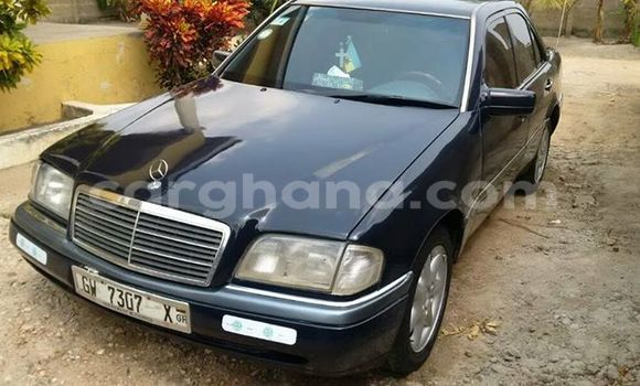 Buy Used Mercedes Benz C–Class Black Car in Akim Swedru in Eastern