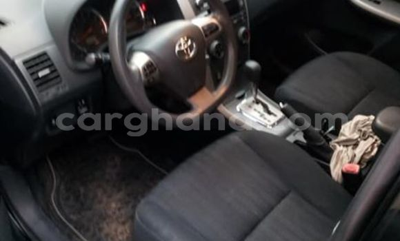 Buy Used Toyota Corolla Black Car in Akim Swedru in Eastern