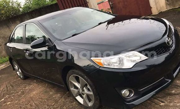 Buy Used Toyota Camry Black Car in Akim Swedru in Eastern