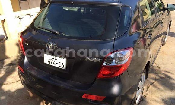 Buy Used Toyota Matrix Black Car in Akim Swedru in Eastern