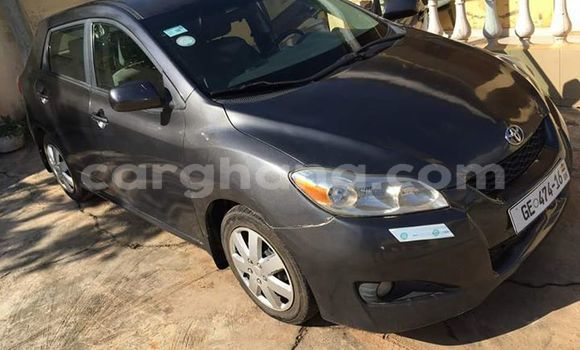 Buy Used Toyota Matrix Black Car in Akim Swedru in Eastern