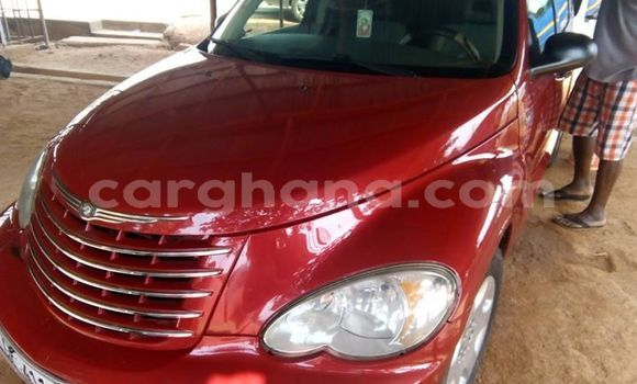 Buy Used Chrysler PT Cruiser Red Car in Akim Swedru in Eastern