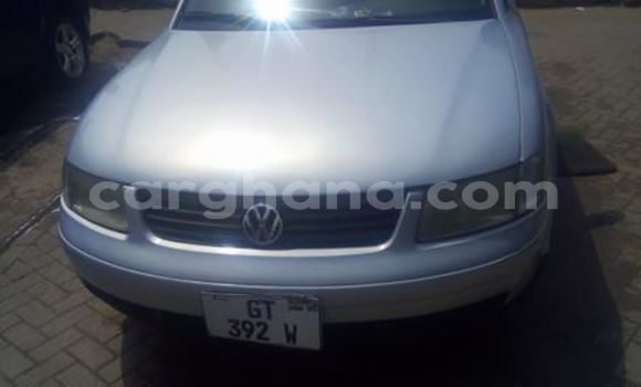 Buy Used Volkswagen Passat Silver Car in Akim Swedru in Eastern