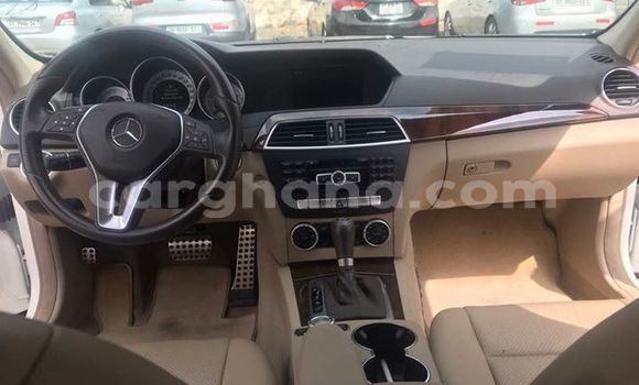 Buy Used Mercedes Benz C–Class White Car in Akim Swedru in Eastern