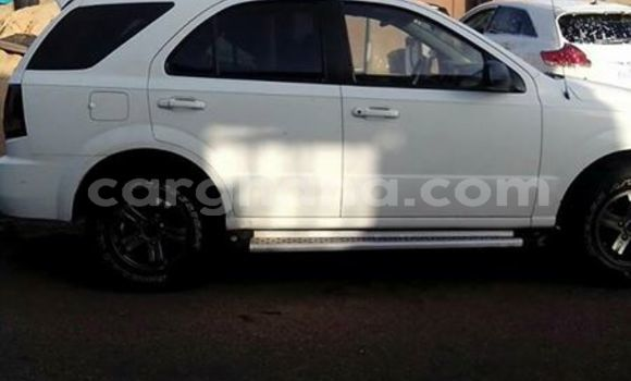 Buy Used Hyundai Santa Fe White Car in Akim Swedru in Eastern