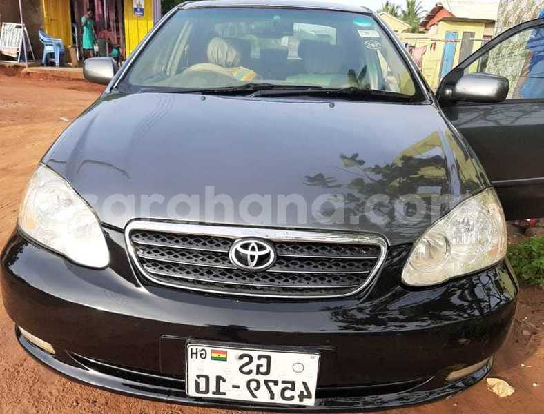 Big with watermark toyota corolla greater accra accra 9071