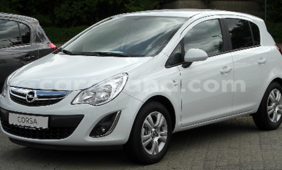 Buy Used Opel Corsa White Car in Accra in Greater Accra
