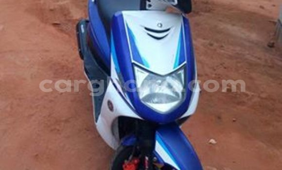 Buy Used Yamaha Cygnus X 150 Blue Moto in Somanya in Eastern