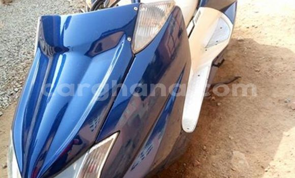 Buy Used Yamaha Maxam Blue Moto in Accra in Greater Accra
