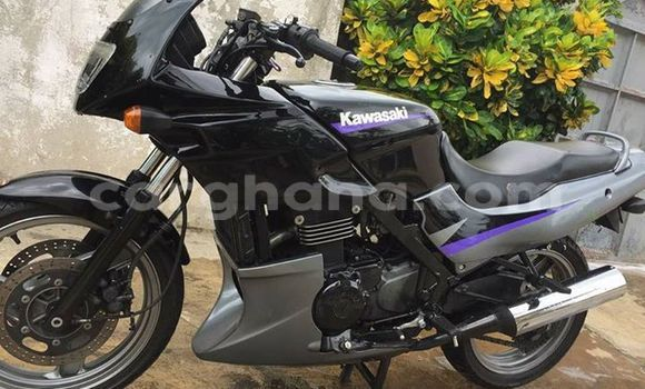 Buy Used Kawasaki ZZR 600 Black Bike in Accra in Greater Accra