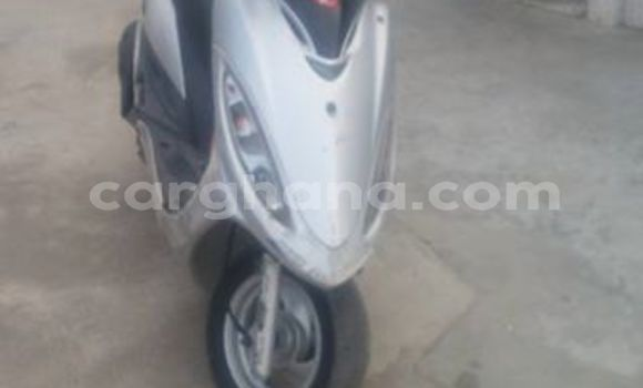Buy Used Kymco 125cc Silver Bike in Accra in Greater Accra