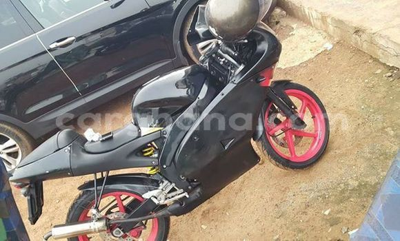 Buy Used Aprilia RS 125 Black Moto in Accra in Greater Accra