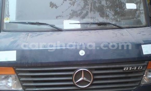 Buy Used Mercedes‒Benz Cargo Black Truck in Accra in Greater Accra