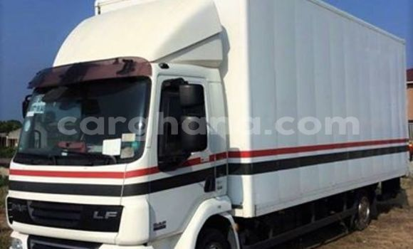 Buy Used DAF LF White Truck in Accra in Greater Accra